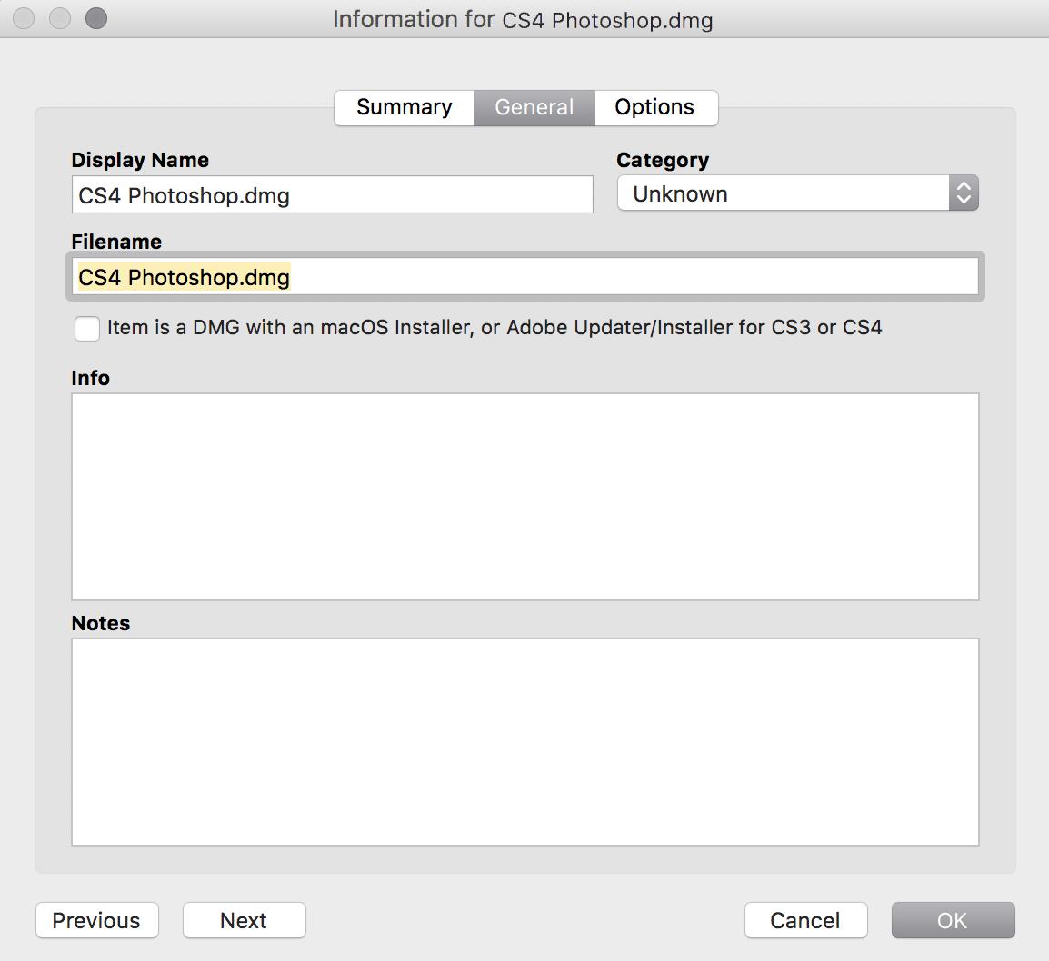 Administering Adobe CS3 and CS4 - Jamf Pro Administrator's