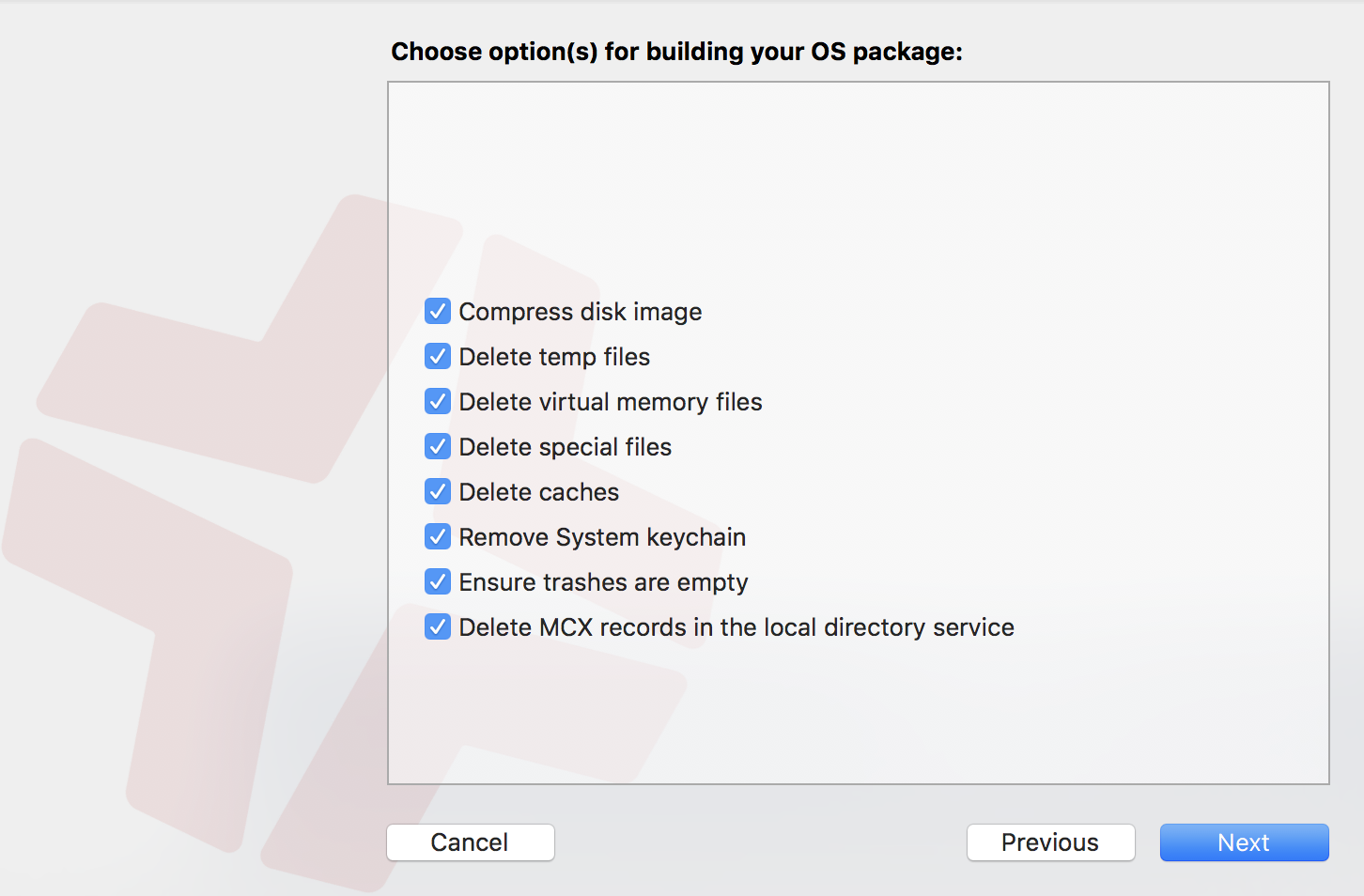 Building OS Packages - Composer User Guide | Jamf
