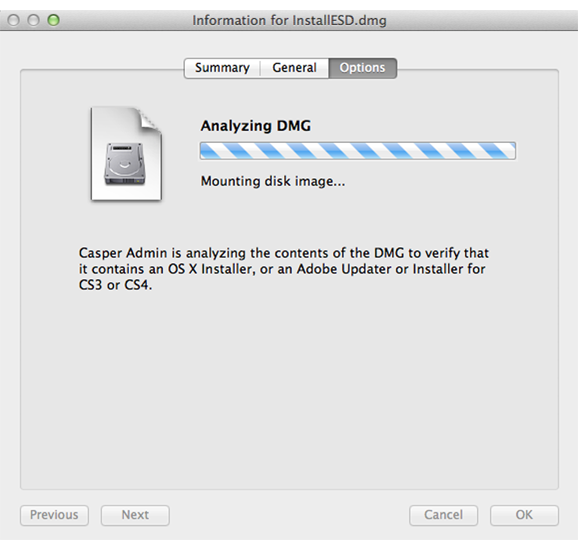 Managing OS X Installers - Casper Suite Administrator's Guide | JAMF