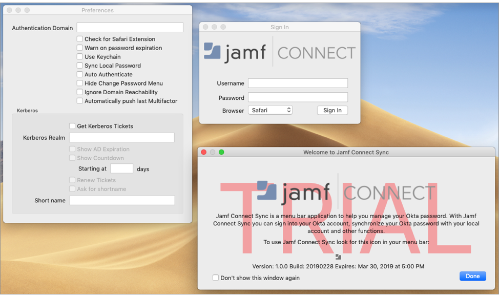 Evaluating Jamf Connect Sync - Jamf Connect Evaluation Guide | Jamf
